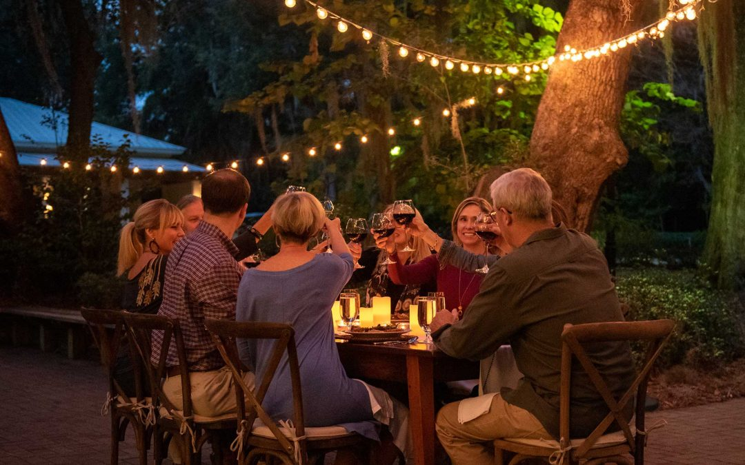 Summertime is Social Time: 7 Lowcountry Classics to Cook For Your Friends